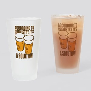 Be-Er Drinking Glass